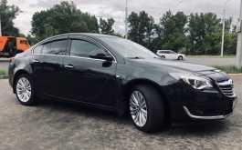 Иркутск Opel Insignia 2014
