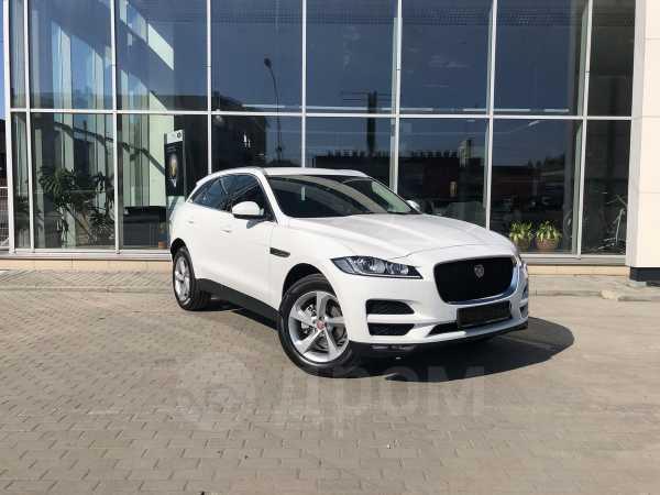Jaguar F-Pace, 2019 год, 4 093 000 руб.