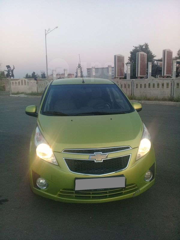 Chevrolet Spark, 2011 год, 340 000 руб.