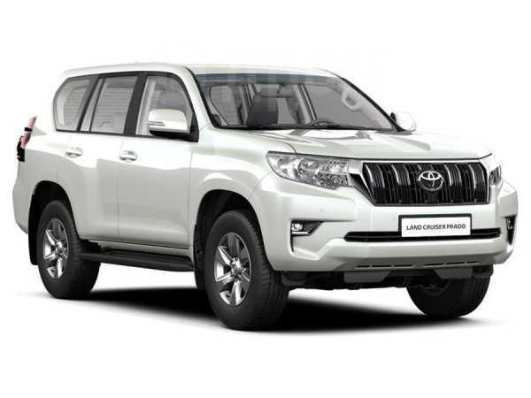 Toyota Land Cruiser Prado, 2019 год, 3 292 000 руб.