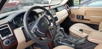 Междуреченск Range Rover 2003