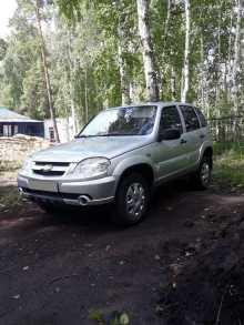 Курган Niva 2009