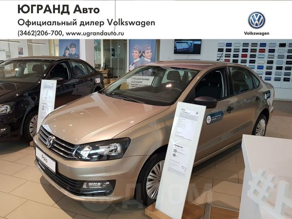 Volkswagen Polo, 2019 год, 842 900 руб.