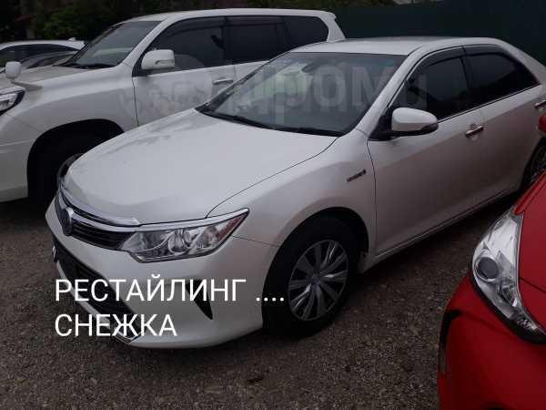 Toyota Camry, 2014 год, 1 390 000 руб.
