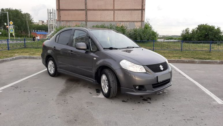 Suzuki SX4, 2010 год, 519 000 руб.