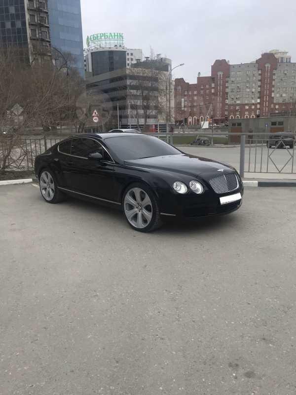 Bentley Continental GT, 2004 год, 1 720 000 руб.
