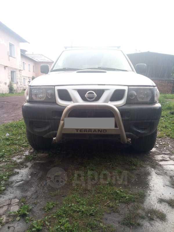 Nissan Terrano II, 2003 год, 399 999 руб.