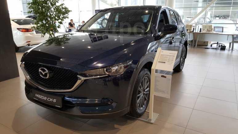 Mazda CX-5, 2019 год, 2 029 000 руб.