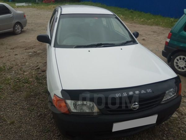 Nissan AD, 2001 год, 175 000 руб.