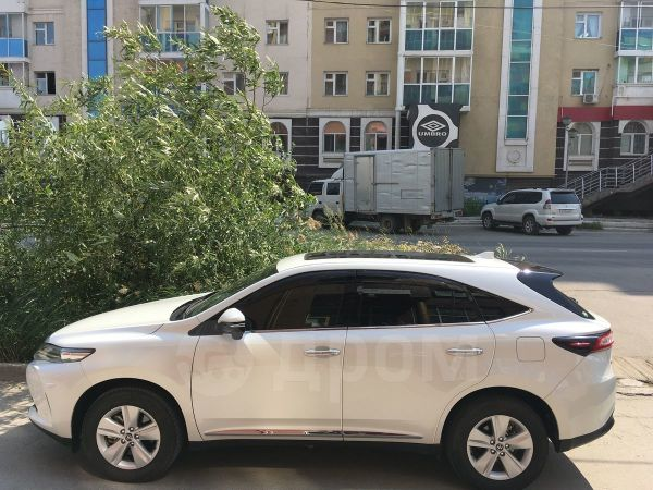 Toyota Harrier, 2017 год, 2 200 000 руб.