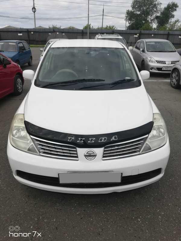 Nissan Latio, 2005 год, 285 000 руб.
