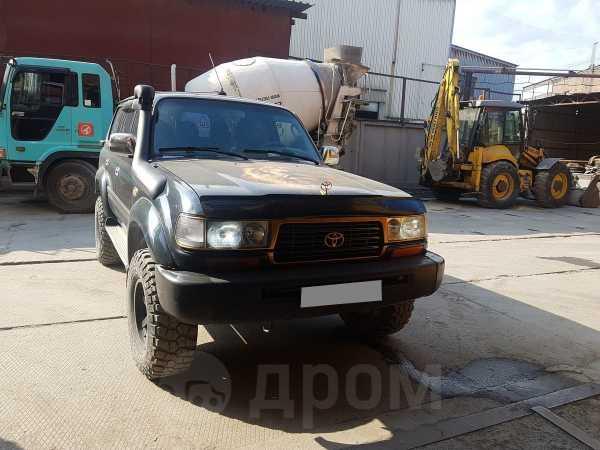 Toyota Land Cruiser, 1995 год, 810 000 руб.