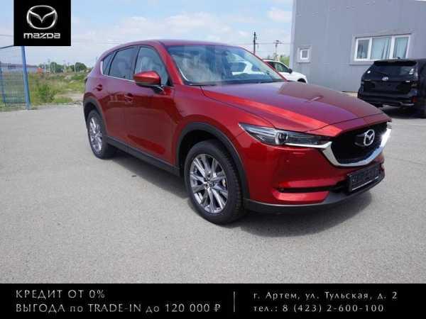 Mazda CX-5, 2019 год, 2 482 908 руб.