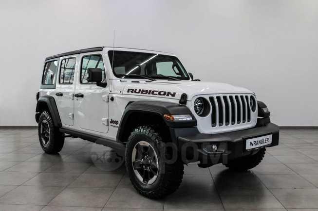 Jeep Wrangler, 2019 год, 4 325 000 руб.