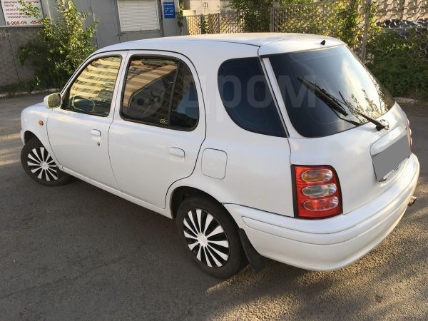 Nissan March Box, 2000 год, 119 000 руб.