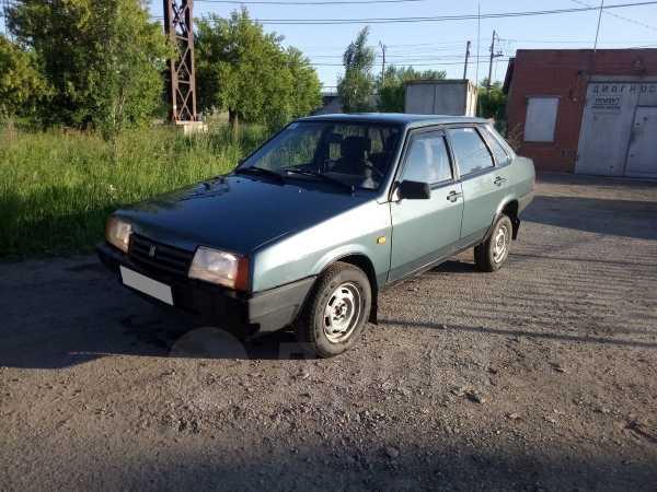 Лада 21099, 2001 год, 58 000 руб.