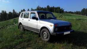 Прокопьевск 4x4 2131 Нива 2011
