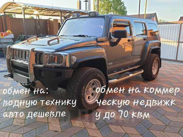 Hummer H3, 2009 год, 1 180 000 руб.