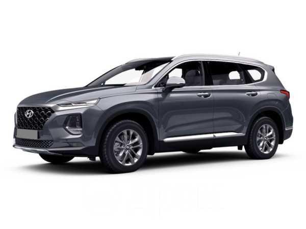 Hyundai Santa Fe, 2019 год, 2 704 000 руб.
