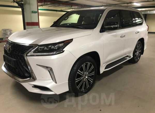 Lexus LX570, 2019 год, 5 500 000 руб.