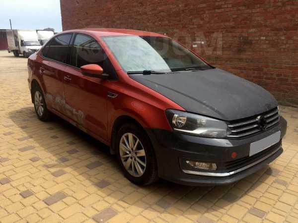 Volkswagen Polo, 2017 год, 499 000 руб.