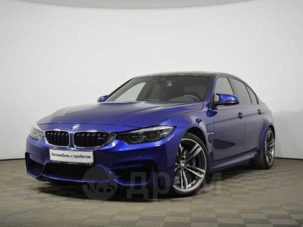 BMW M3, 2018 год, 3 997 000 руб.