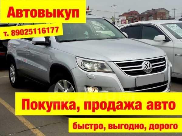 Volkswagen Tiguan, 2011 год, 798 000 руб.