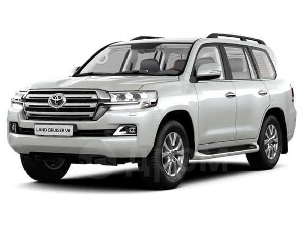 Toyota Land Cruiser, 2019 год, 5 367 000 руб.