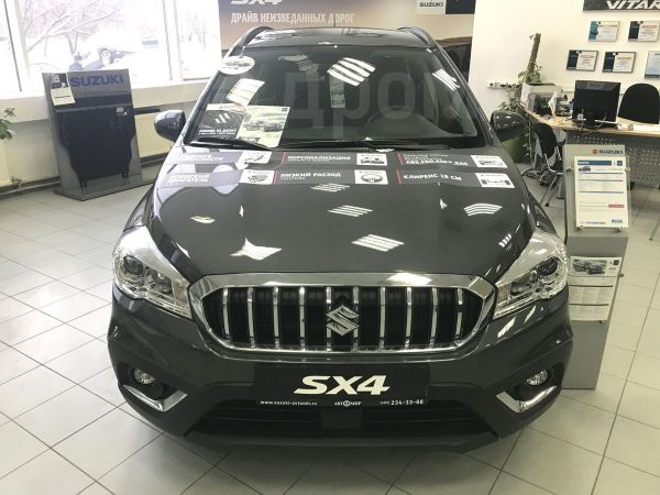 Suzuki SX4, 2019 год, 1 514 990 руб.