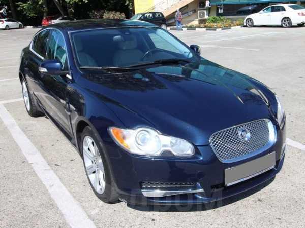 Jaguar XF, 2008 год, 699 000 руб.