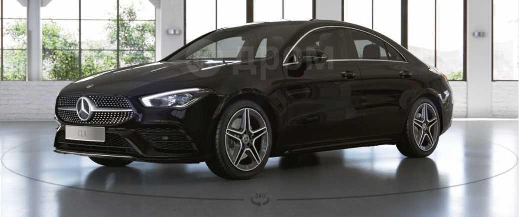 Mercedes-Benz CLA-Class, 2019 год, 2 052 054 руб.