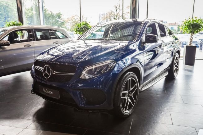 Mercedes-Benz GLE Coupe, 2019 год, 5 789 199 руб.