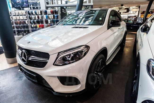 Mercedes-Benz GLE Coupe, 2019 год, 6 750 300 руб.