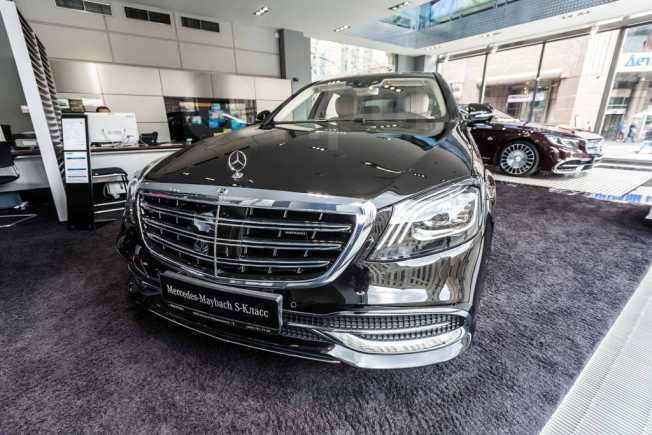 Mercedes-Benz S-Class, 2019 год, 14 044 720 руб.