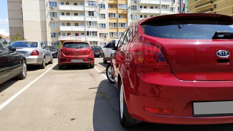 Kia Ceed, 2008 год, 400 000 руб.