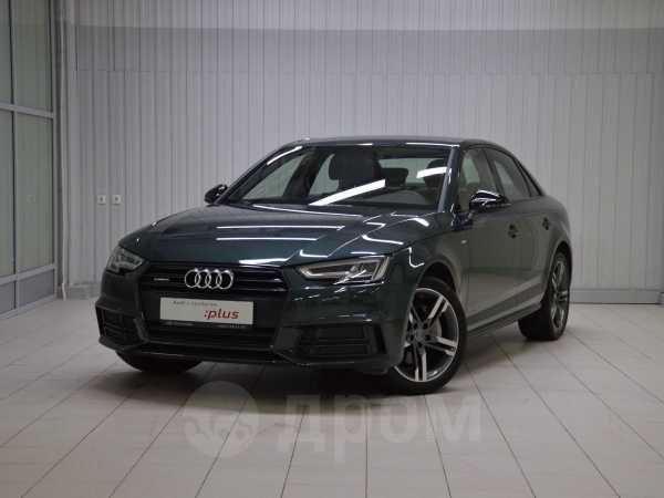 Audi A4, 2018 год, 2 350 000 руб.