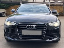 Красноярск Audi A6 2012