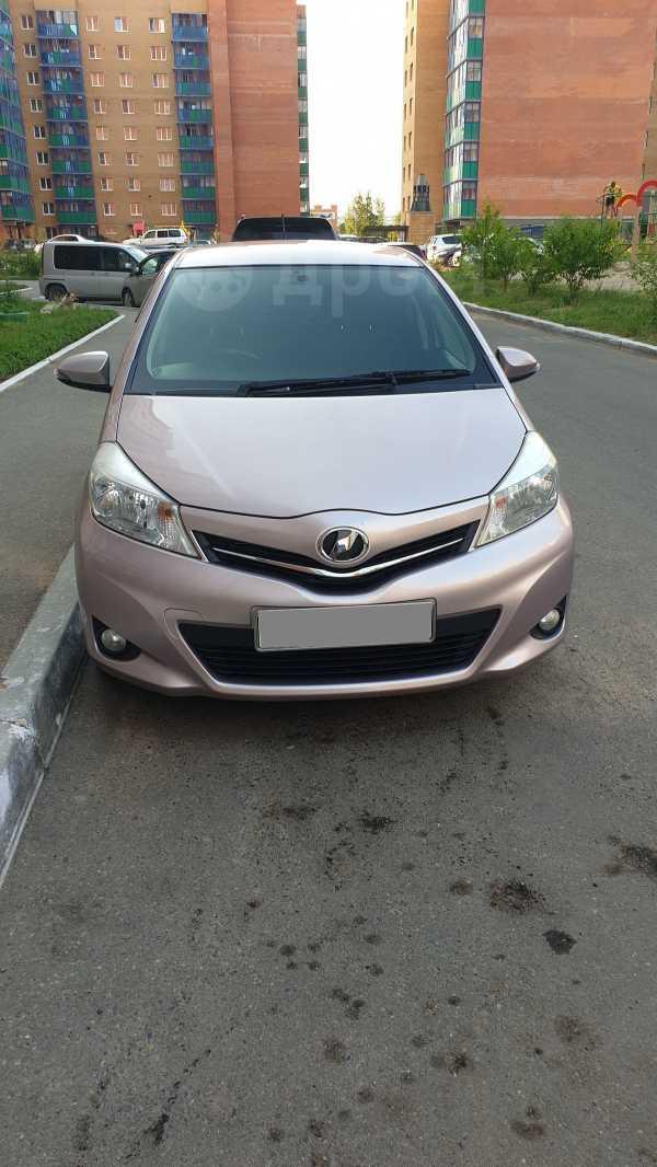 Toyota Vitz, 2011 год, 468 000 руб.