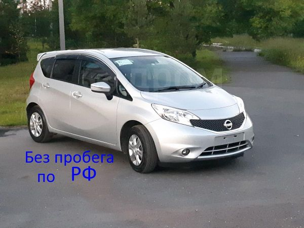 Nissan Note, 2016 год, 659 000 руб.