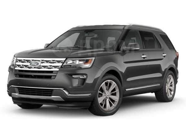 Ford Explorer, 2019 год, 2 873 000 руб.