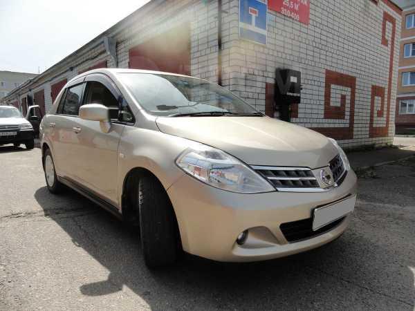 Nissan Tiida Latio, 2009 год, 390 000 руб.