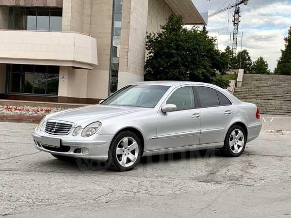 Mercedes-Benz E-Class, 2004 год, 525 000 руб.
