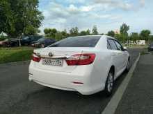 Междуреченск Toyota Camry 2012