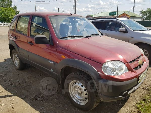 Chevrolet Niva, 2010 год, 200 000 руб.