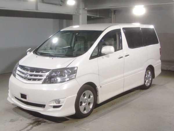 Toyota Alphard, 2007 год, 833 000 руб.