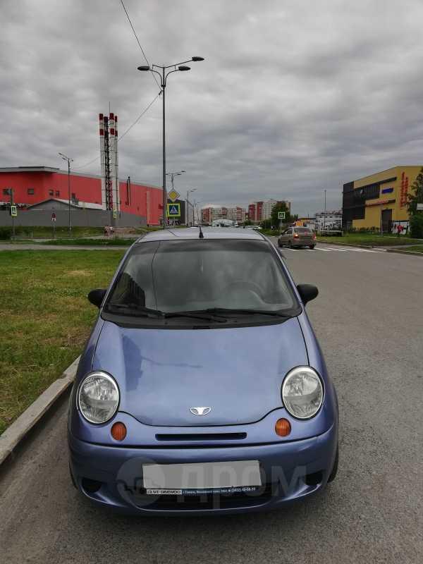 Daewoo Matiz, 2006 год, 98 000 руб.