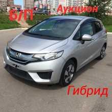 Хабаровск Fit 2013