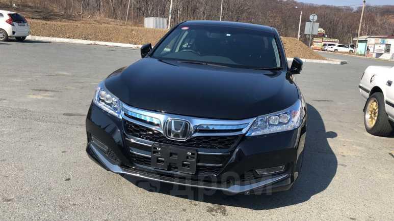 Honda Accord, 2016 год, 1 120 000 руб.