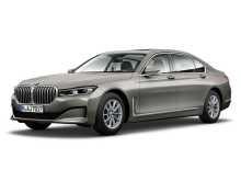BMW 7, 2019 г., Москва