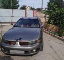 Первомайское Galant 2002